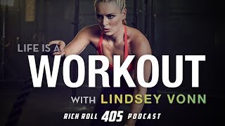 Always Get Back Up -- Lindsey Vonn   Rich Roll Podcast