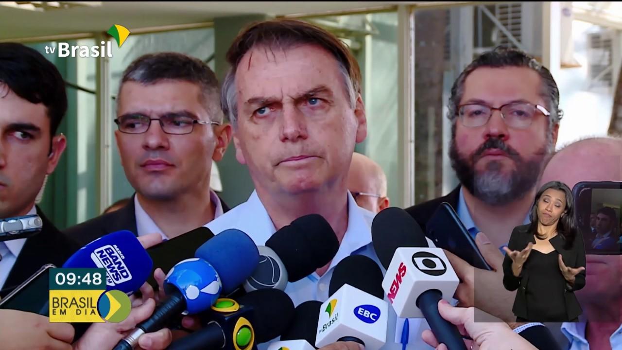 Governo Brasileiro acompanha a crise política na Venezuela