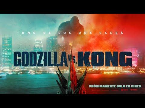 Godzilla vs. Kong – Trailer Oficial