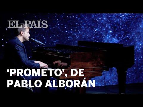 Pablo Alborán interpreta 'Prometo', la canción que da nombre a su nuevo disco | Cultura