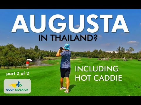 Maximum Friendship Pt 2: Augusta Back Nine in Thailand - A Replica Course at Royal Gems
