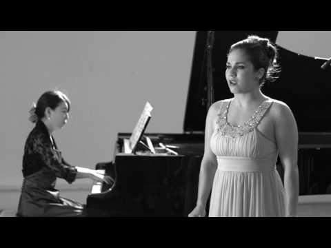 // Tu Che Di Gel Sei Cinta // PUCCINI // TURANDOT // Arina Osaki & Lyric Soprano Tatiana Kallmann