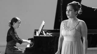// OPERA TURANDOT // LIÚ //  LIVE  // Pianist Arina Osaki & Soprano #TatianaKallmann