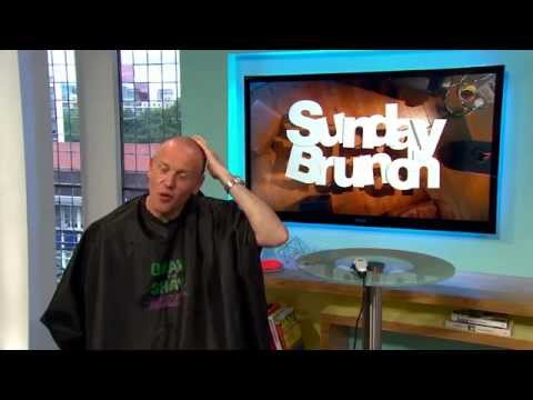 Tim Lovejoy - Brave the Shave for Macmillan Cancer Support (Full)