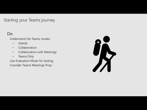 Quality in meetings and calling in Microsoft Teams deep dive