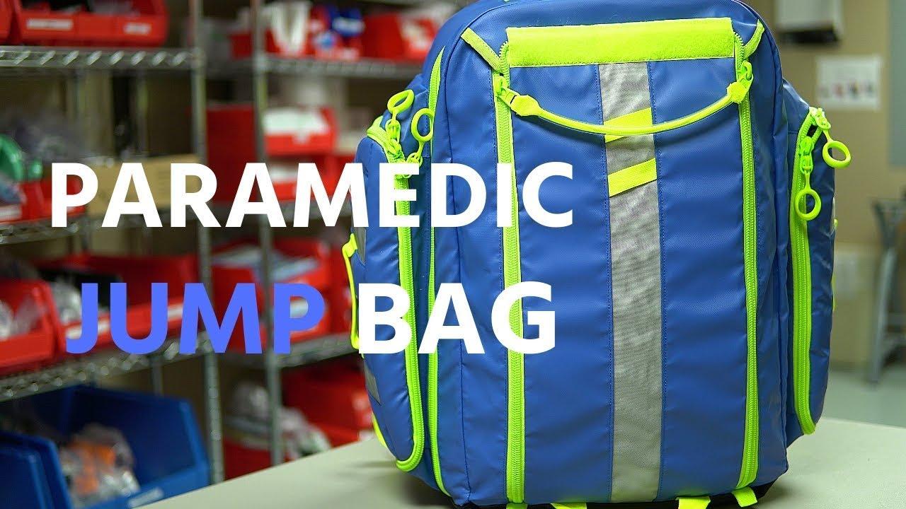 Paramedic Jump Bag