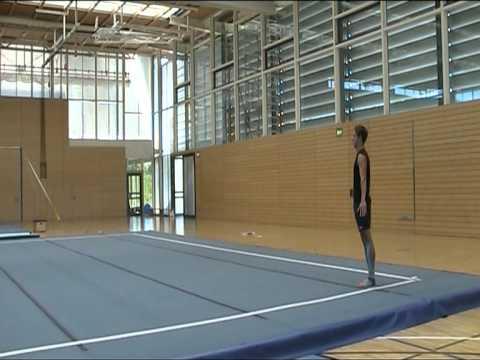 Bodenturnen Staatsexamen 2012 Uni Wurzburg Youtube
