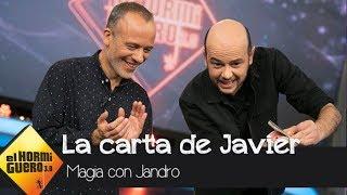El truco de magia más 'maniático' de Jandro - El Hormiguero 3.0