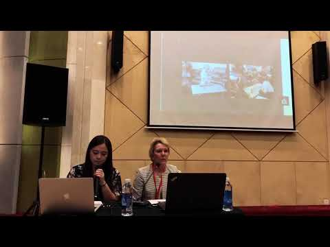 Keynote presentation by Erika Ohlhaver at the 2018 AMI Conference in China