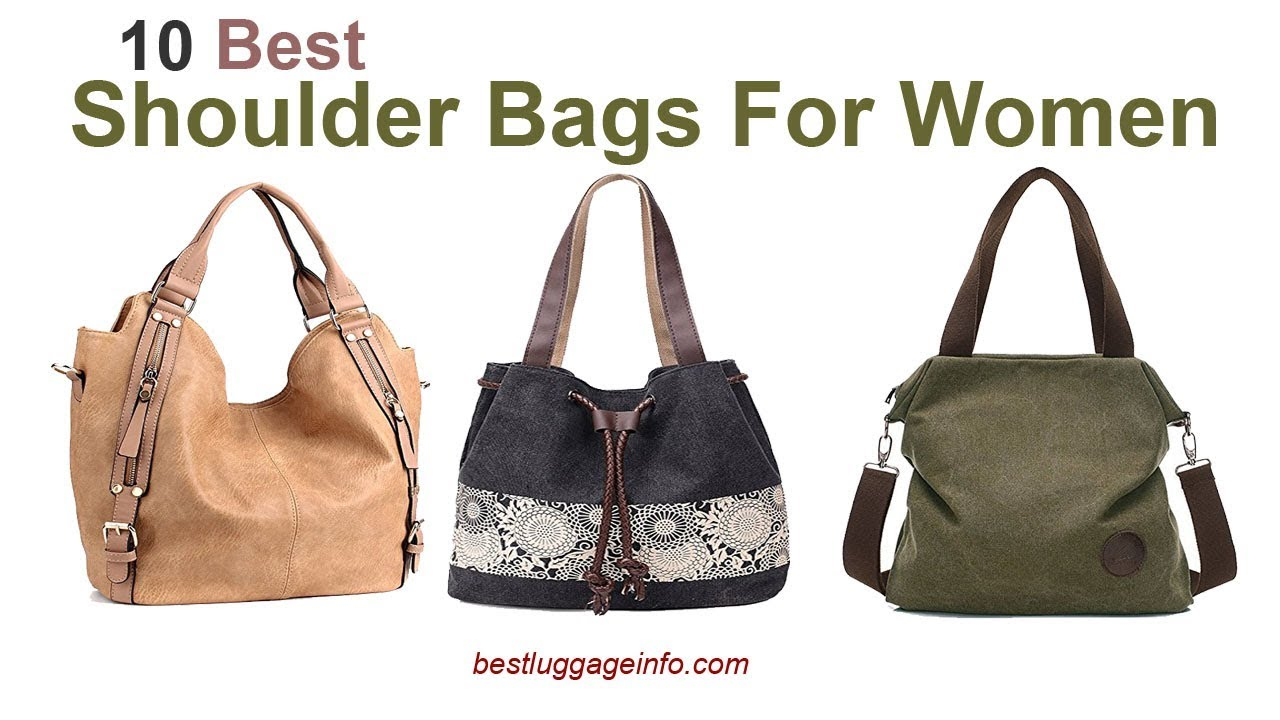 aa1cd6439ef6 Best Shoulder Bags For Women