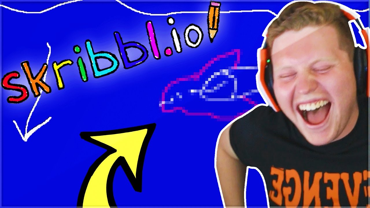 New Funniest Drawing Game Skribble Io Youtube