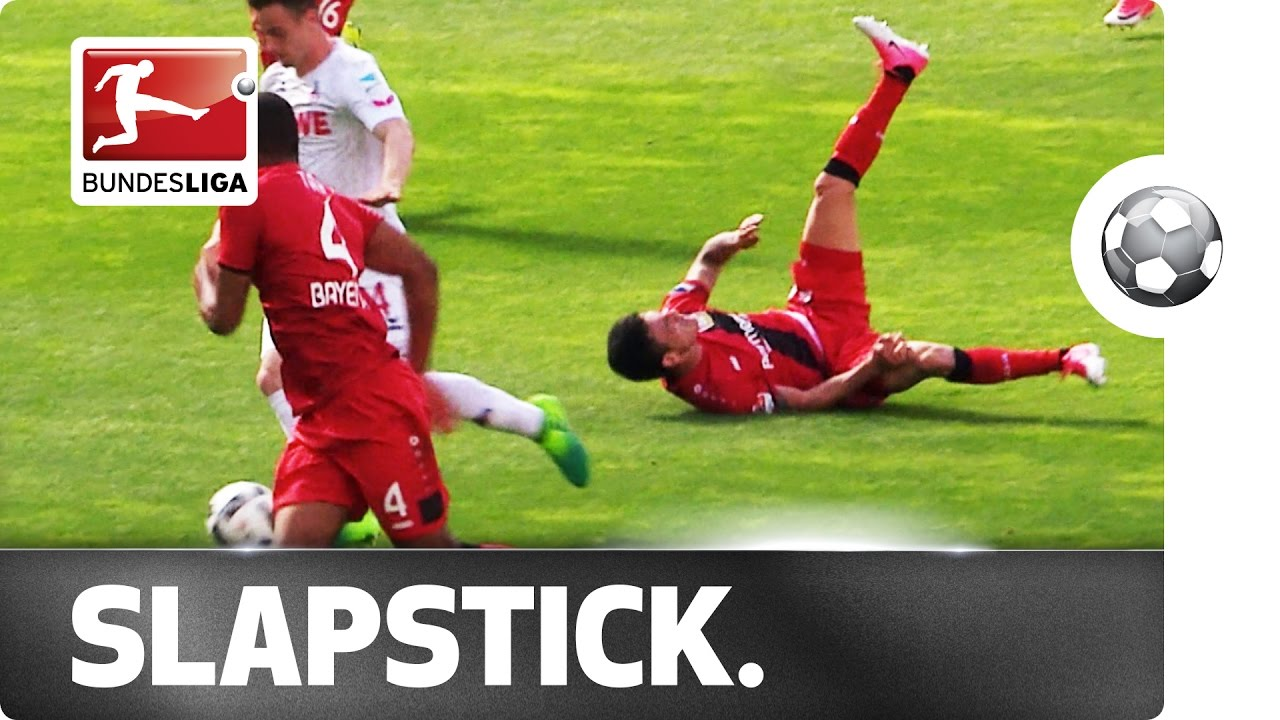 Take-Off for Leverkusen's Aranguiz – Crazy Tumble Before Köln Goal