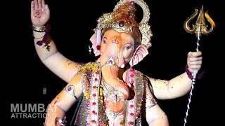Ganpati Visarjan 2016 at Girgaum Chowpatty   Ganesh Chaturthi   Mumbai Attractions