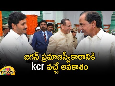 Telangana CM KCR To Visit YS Jagan's Swearing Ceremony | AP Election Results LIVE Updates 2019