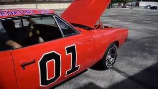 Walk Around & Start 1968 General Lee #2485