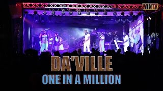 "LIVE - DAVILLE  ""ONE IN A MILLION"""