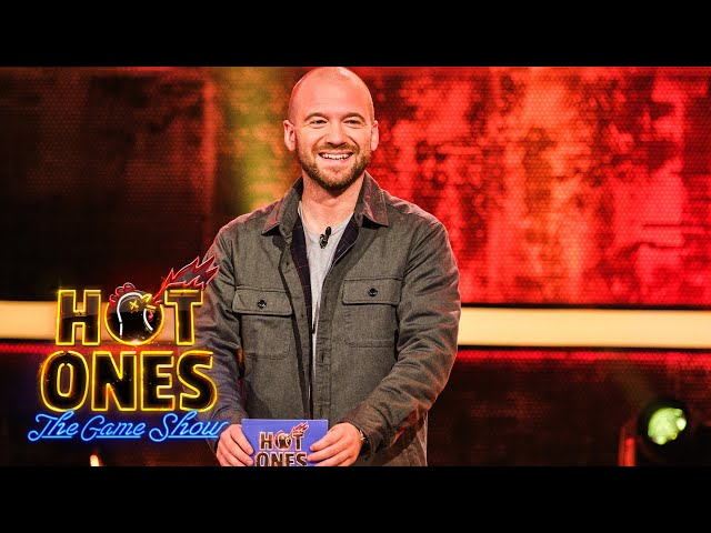 Hot Ones: The Game Show Combines Trivia With the Spiciest Wings Ever (TRAILER)