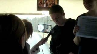 knis 2011-12-02 - w autobusie do elektrowni Bełchatów