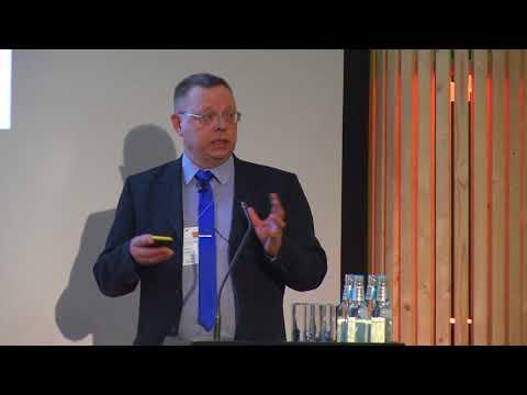 """Raul Eamets – """"Tuleviku majandus ja tööturg – pika perspektiiviga vaade"""" Tuulelohe Lend 2018"""