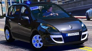 [GTA-LSPDFR] B.A.C RENAULT SCENIC | POLICE NATIONALE #163