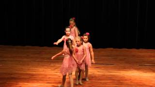 2012 Backstage Dance Recital - Kylee - Imagine 4pm