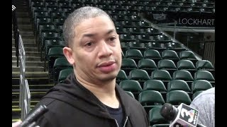 """Tyronn Lue: """"Tomorrow We'll Be Focused And Ready To Go."""" 