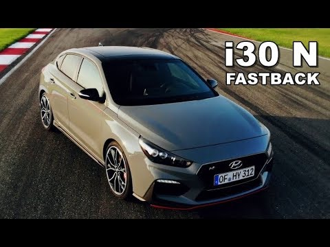 2019 hyundai i30 fastback n official trailer youtube. Black Bedroom Furniture Sets. Home Design Ideas