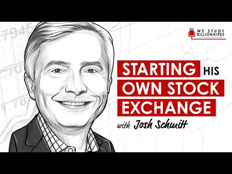 36 TIP: Starting My Own Stock Market (High Frequency Trading, HFT)