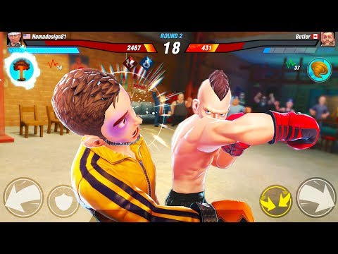 Boxing Star - New Boxing Game - Android Games 2018 Gameplay - Droidnation - 동영상
