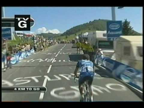 Lance Armstrong - 2002 TdF - Stage 12