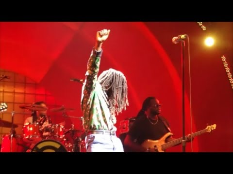Chronixx Live in Prospect Park  pt.1      7 ~ 8 ~ 17