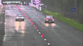 RoadRage.Ru : Дрэг-рейсинг Lada 2101 & Porsche 911