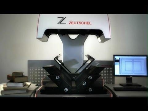 Zeutschel OS 12002 V