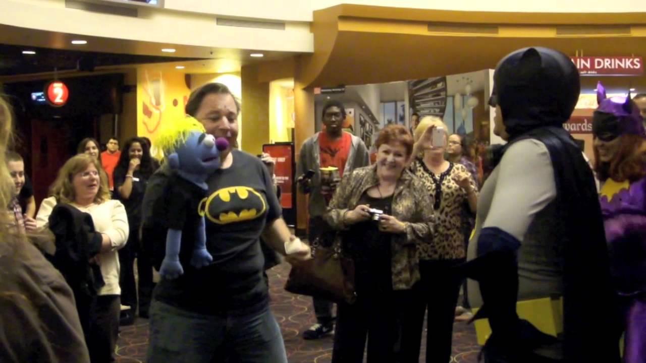 Batman Saves The Day A Zucker Proposal Youtube