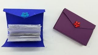 DIY Mini Notebook Easy Making Tutorial | How to Make a Book | Back to School | Kids Craft Ideas