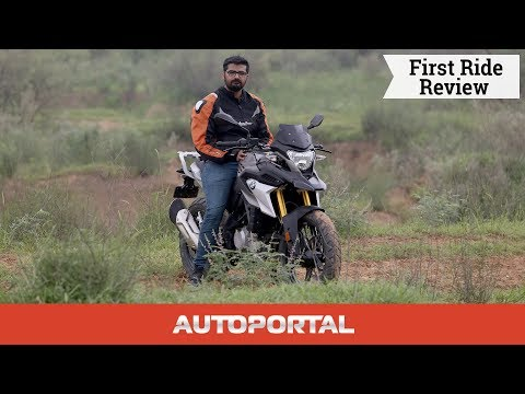 BMW G 310 GG Review - 5 Things to Love - Autoportal