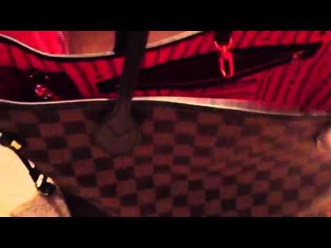 c5d992fbf0de Louis Vuitton Totally MM   Neverfull MM Comparison - YouTube