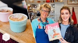 How to make Soufflé with Prue Leith - In The Kitchen With Kate