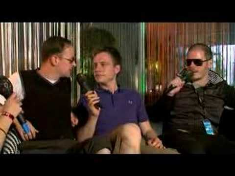 Rock am Ring 2008 - Interview  Fettes Brot