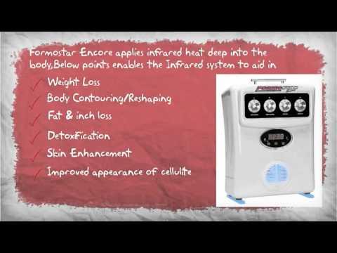 Formostar Infrared Body Wrap System Youtube