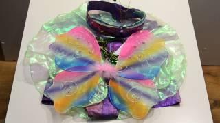 Бабочка. Карнавальные костюмы к утреннику платья нарядные праздничные Киев. Обзор 69