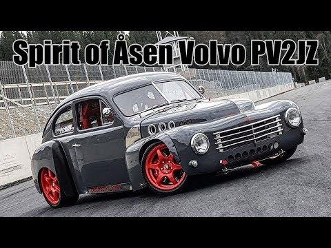 Spirit of Aasen Volvo PV 2JZ