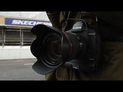 Kai W по-русски: Обзор 24-105mm F/4L IS II USM