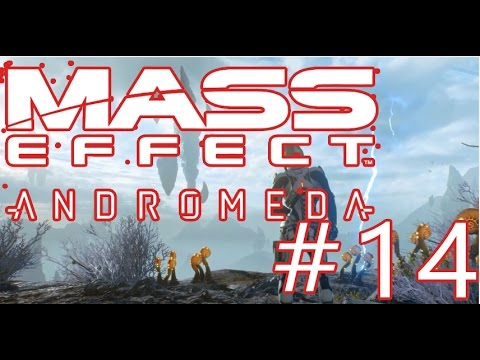 Mass Effect Andromeda: Gameplay #14 Remnant Architect!