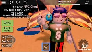 Hey guys starting the channel playing some clone tycoon 2on Roblox