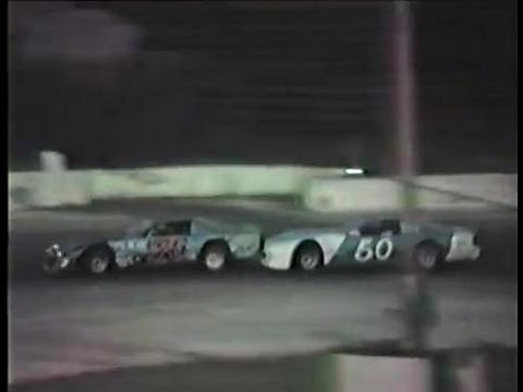 Raceway Park Blue Island, IL. - 1986 Action Part 3