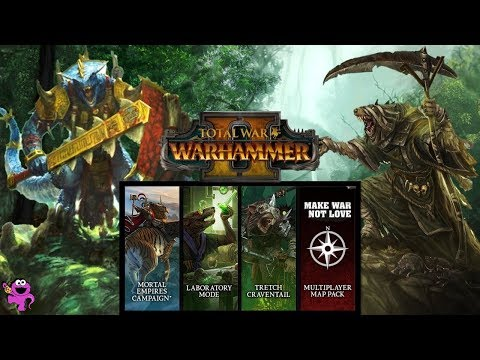 Total War Warhammer 2 Free Content, Legendary Lord Packs, DLC News and Speculation