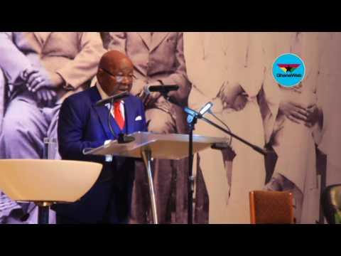 Stop politicizing Ghana's history – Speaker to Ghanaians