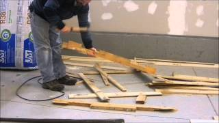 My Pallet Up Cycling Challenge Project 2014