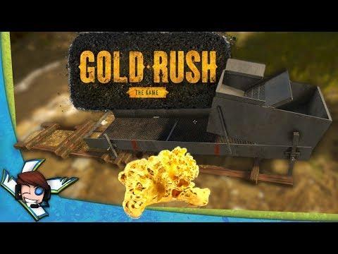 GOLD RUSH THE GAME : A la recherche de la pépite d'or !